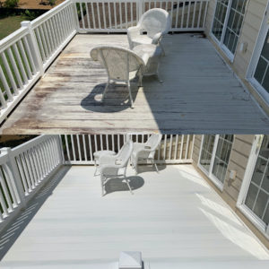 Deck Cleaning Myrtle Beach, SC