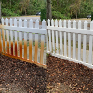 Fence Cleaning Myrtle Beach, SC